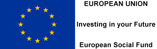 European Union - Investing in Your Future - Social Fund